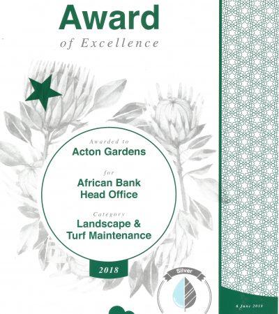 2018 SALI Merit Award